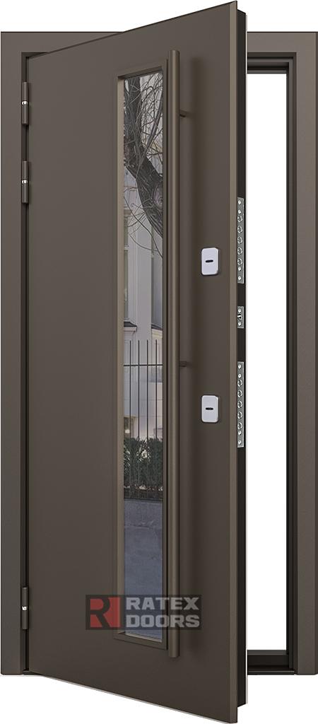 RaL 8017 муар коричневый