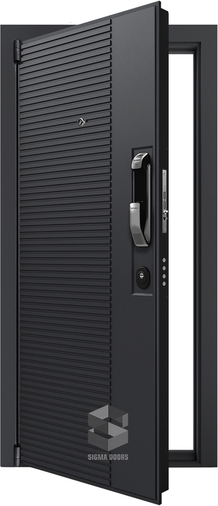 Чёрная RaL 9005